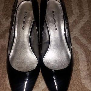 Bandolino Black Patent Leather Heels